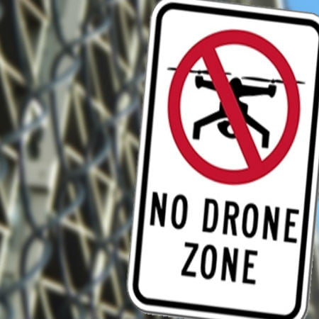 Drones Prohibited To Fly in Prison