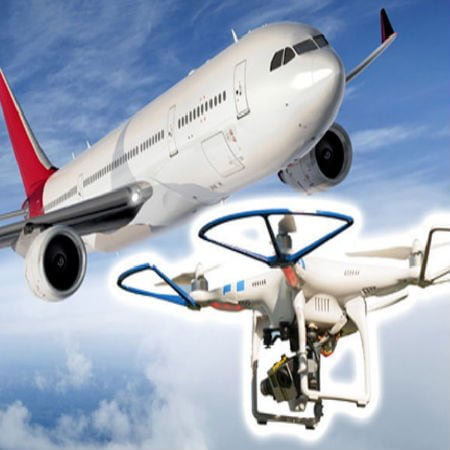 Drones are Threat to Aircraft