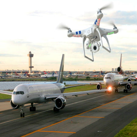 FAA May Hijack Drone Flown Near an Airport