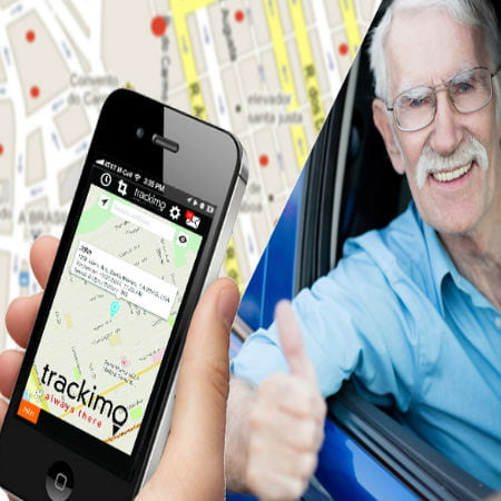 GPS Device for Elderly Drivers