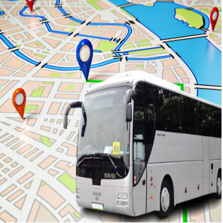 How Public Transport in Cities Benefit from GPS Vehicle Trackers