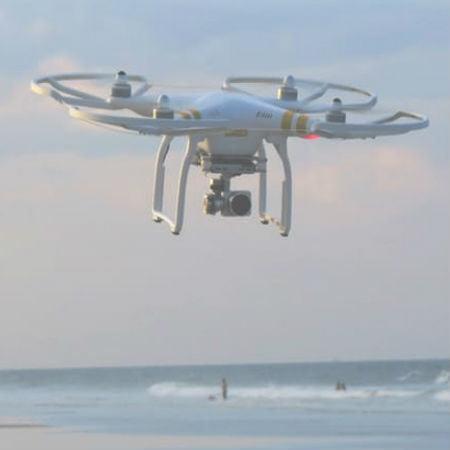 Humans Control Drones