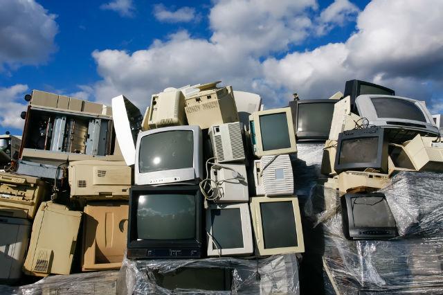 Junk Televisions