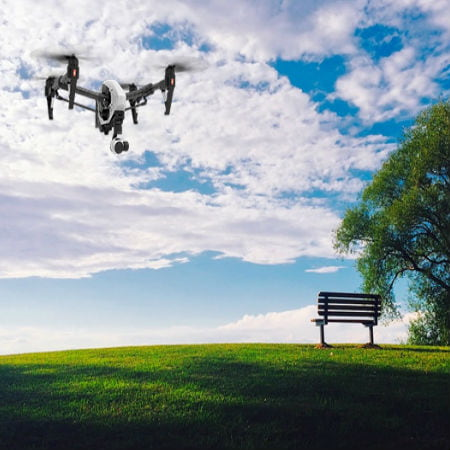 Laws on GPS-Enabled Drones