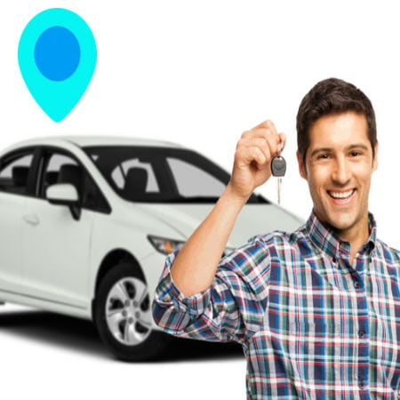 Locate Car with GPS