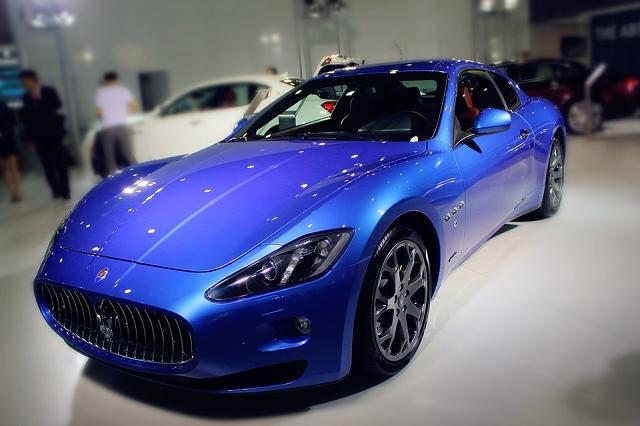 Luxury Car Owners