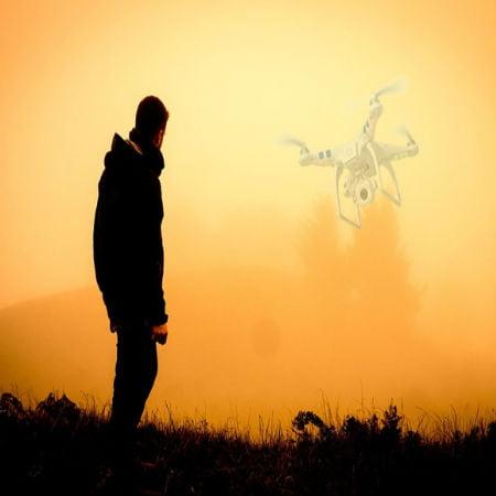 Man vs. Drones