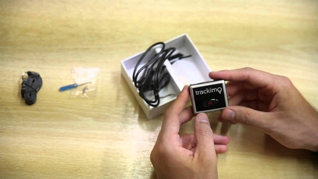 Mini Trackimo Tracker