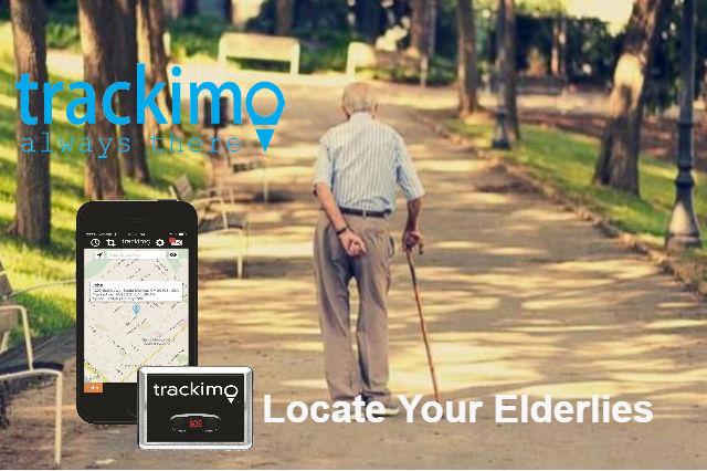 Missing Elderly Man