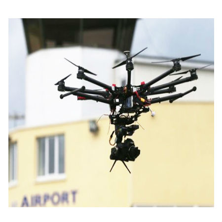 Rogue Drone Collision