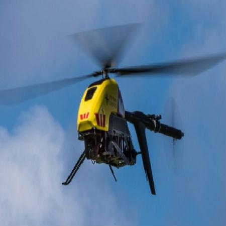 Shark-detecting Drone