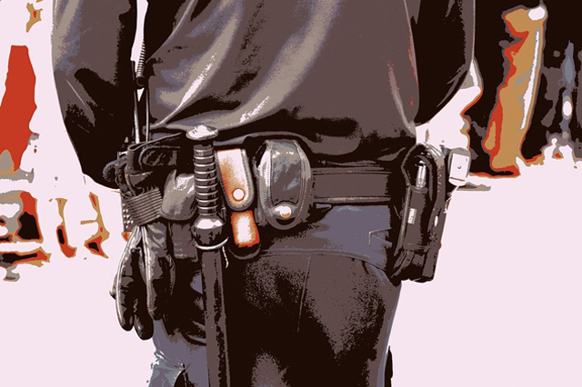 GPS Tracker Device for Law Enforcement