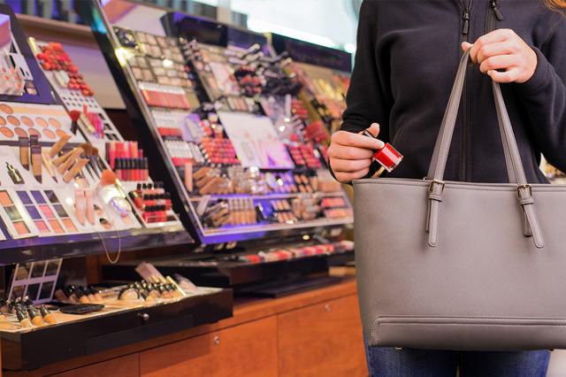 Shopping Thief