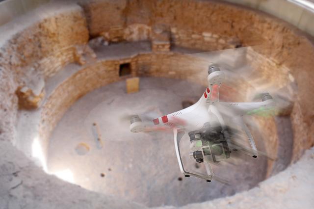 Drones Discover Lost Civilization