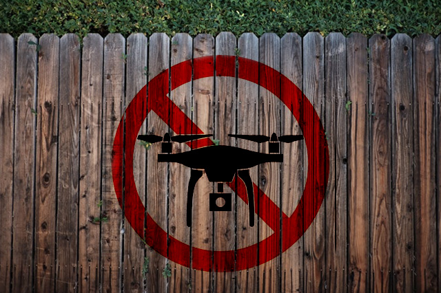 Drones and Property Rights