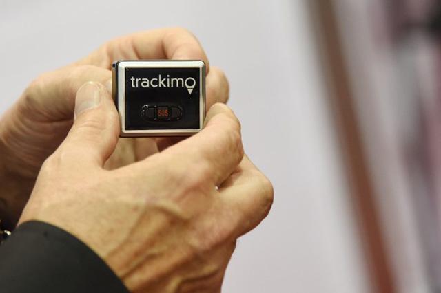 Trackimo Tracking Device