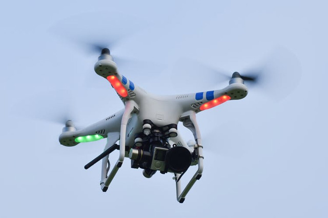 GPS-Enabled Drone