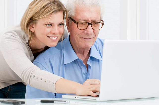 Tracking Elderly