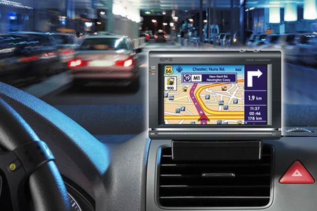 Vehicle GPS