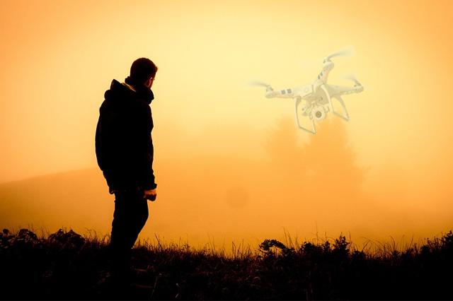 Man vs Drones