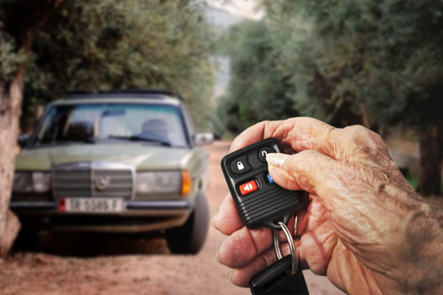 GPS Tracking Devices for Elderly Drivers