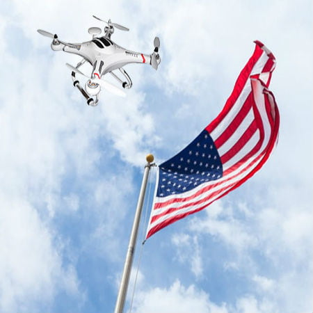 The US Might Be Losing Large from Not Going into Drone Markets