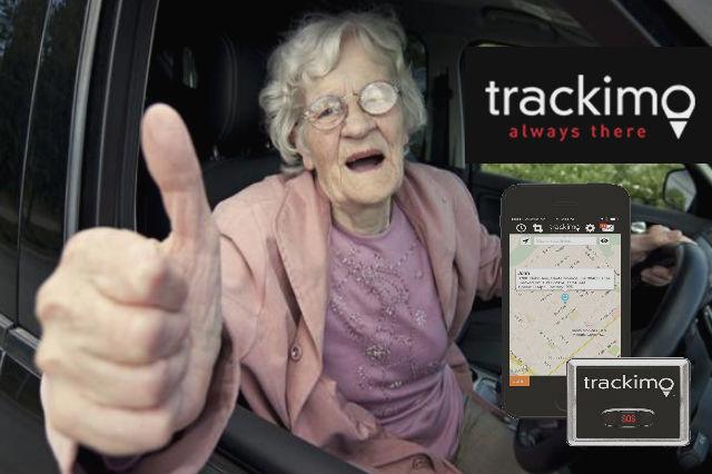 Trackimo Senior Driver
