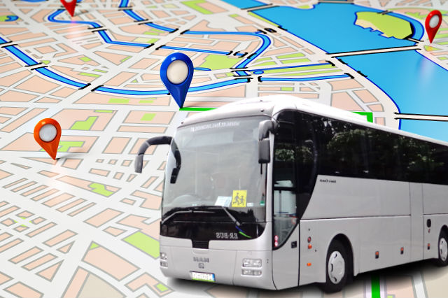 Car Tracking Device >> How Public Transport in Cities Benefit from GPS Vehicle ...