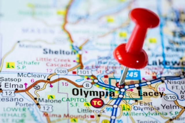 Locating Olympia