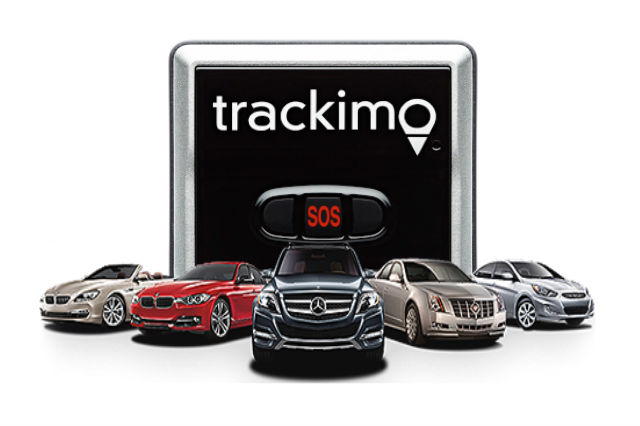 Vehicles with GPS Tracking System