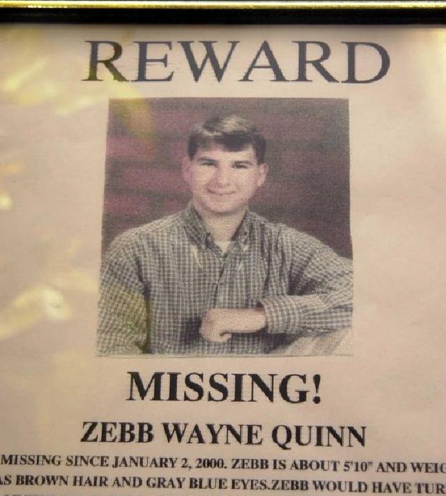Zebb Wayne Quinn