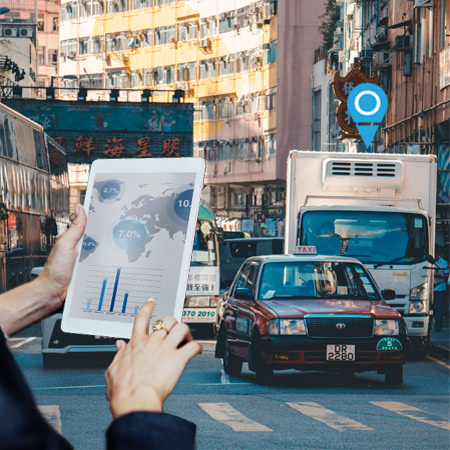 Efficient Business Using GPS Tracking
