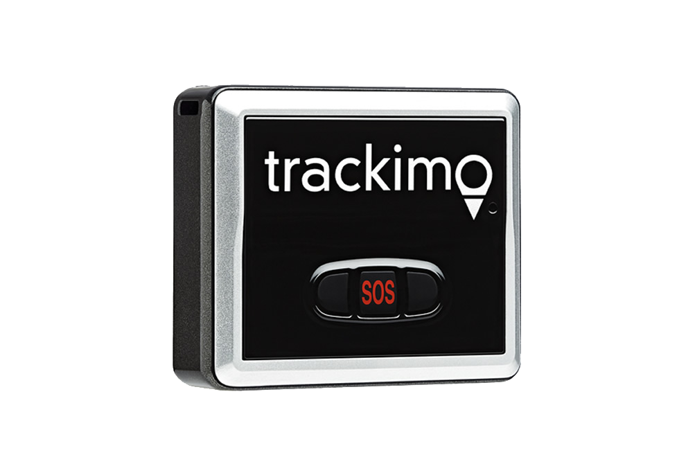 Trackimo GPS tracking device for motorcycles