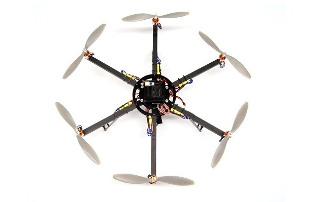 UAV Hexacopter