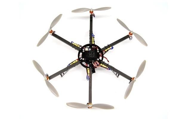 UAV Hexacopter