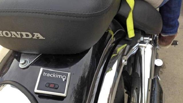 Installing Motorcycle GPS