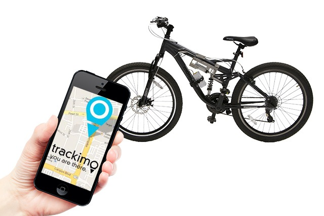 Prevent bike theft using a GPS tracker