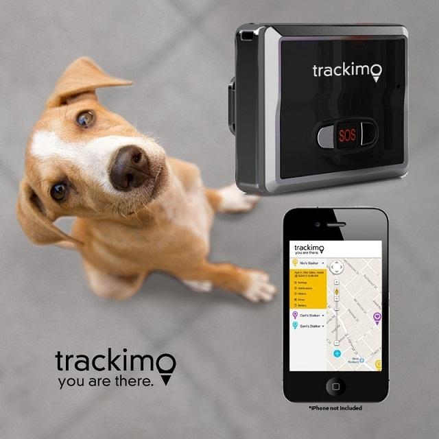 Trackimo for Pets