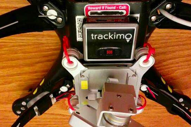 Trackimo for Drones