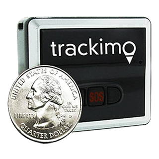 3G trackimo gps-tracker including 1 year gsm service