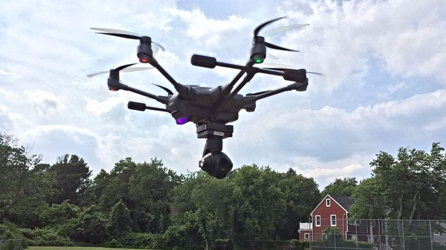 Yuneec's Typhoon H Drone