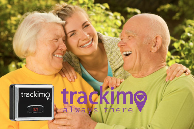 Elderly GPS Tracker