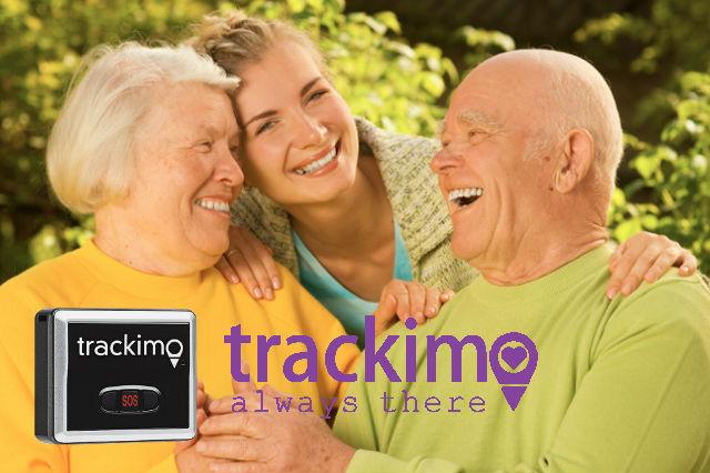 Elderly GPS Tracker