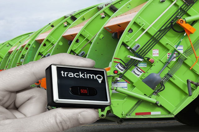 GPS Trackers for Garbage Trucks