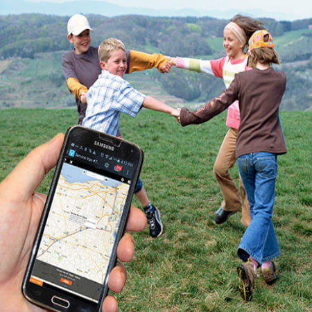 GPS for Children Tracking