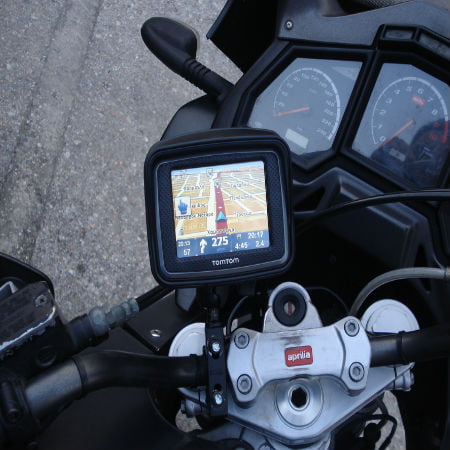 Installing Motorcycle GPS