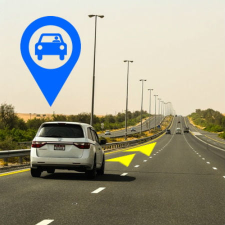 How Navigation System Works - Trackimo