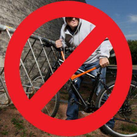Prevent Bike Theft