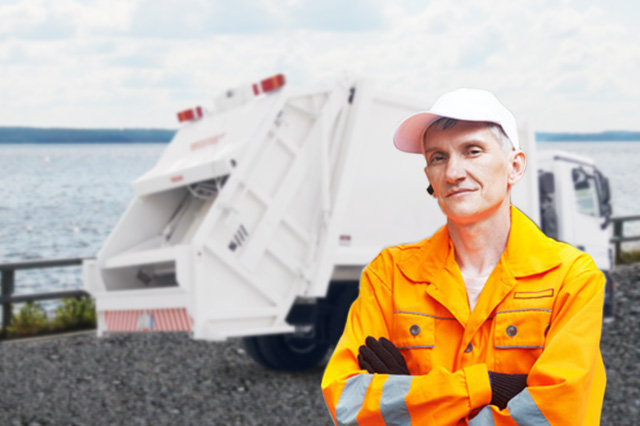GPS for Garbage Trucks in Sydney