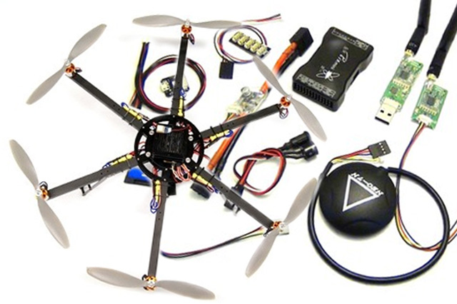 Drone development kit